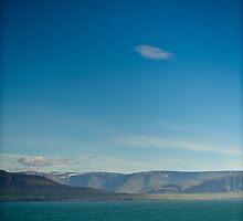 Crazy views of Iceland,   Hvalfjordur. by Cappelletti Benjamin