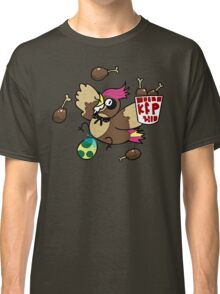 Kanto Fried Pidgeotto! Classic T-Shirt