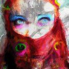 Miss Peacock II by Gal Lo Leggio