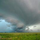 Blair, Oklahoma Tornado! by Jeremy  Jones