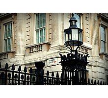 Downing Street - London Photographic Print