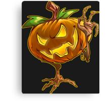 Halloween Pumpkin! Canvas Print