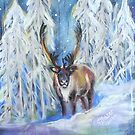 Caribou Christmas by Michelle Potter