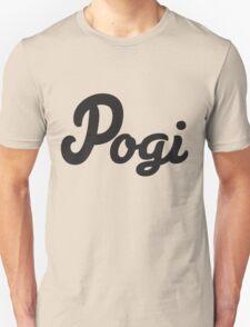 Black Pogi Unisex T-Shirt