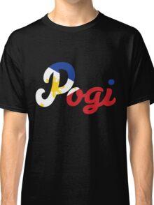 Filipino Flag Pogi Classic T-Shirt