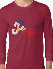 Filipino Flag Pogi Long Sleeve T-Shirt