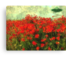 Soporiphic Invasion Canvas Print