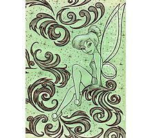 Tinker Bell Photographic Print