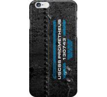 U S C S S    P R O M E T H E U S iPhone Case/Skin