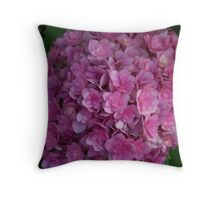 Pretty And Pink Throw Pillow