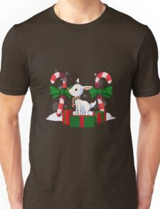 Red-nosed reindeer Unisex T-Shirt