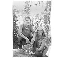 Todd and Megan ~ Poster