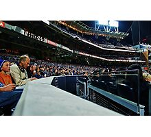 At the Game Photographic Print