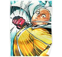 One Punch Poster