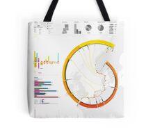 Roadtrip2009 -poster (800 × 1000mm) Tote Bag