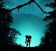 Metroid by Noble-7