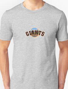 San Francisco Giants Stadium Logo T-Shirt