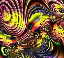 A Rave of Color by Christine Kühnel