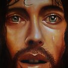 Jesus by paintingsbycr10
