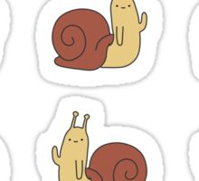 Adventure Time Snail - Small Sticker Set Sticker