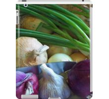 Onions in the Bag iPad Case/Skin