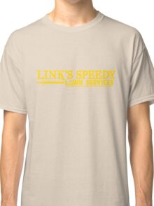Link's Speedy Lawn Services Classic T-Shirt