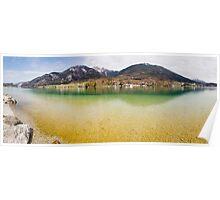 Lake Wolfgang Poster