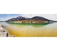 Lake Wolfgang Photographic Print