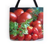 Tomato Tote Tote Bag
