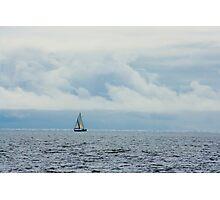 Sailing Horizon Photographic Print