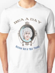 """Bea A Day """"Nuthin' But A Bea Thang"""" T-Shirt"""