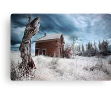 House of my Dreams Canvas Print