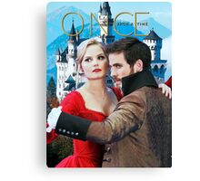 Captain Swan Fairy Tale Comic Poster 3 Canvas Print