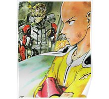 OPM - Master and Disciple Poster