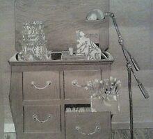 Graphite Bureau by PitreDish08
