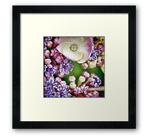 A Touch Of Tenderness.... Framed Print