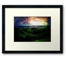 Magic Kingdom © Framed Print