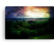 Magic Kingdom © Canvas Print