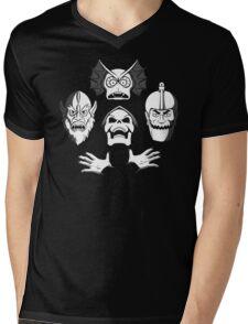 Bo-He-Man-ian Rhapsody Mens V-Neck T-Shirt