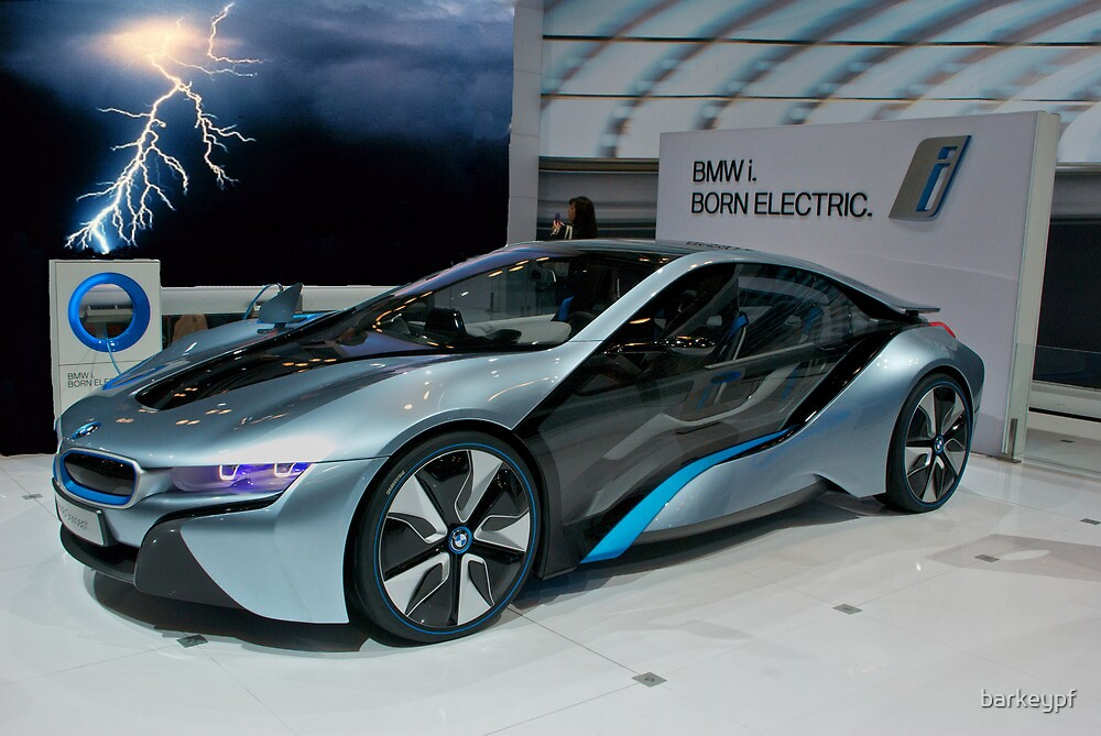 BMW i by barkeypf