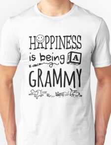 Happiness is being a Grammy T-Shirt