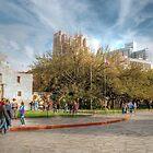San Antonio, Texas by SJBroadmeadow