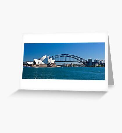 Postcard Sydney Greeting Card