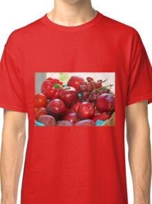 Fifty Shades of Red - Tote Classic T-Shirt