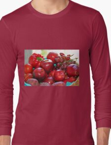 Fifty Shades of Red - Tote Long Sleeve T-Shirt