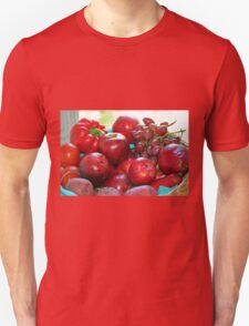 Fifty Shades of Red - Tote Unisex T-Shirt