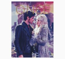 Captain Swan Camelot Comic Poster 1 Kids Tee