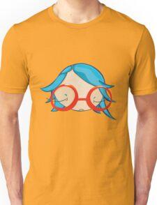 Blue Girl Unisex T-Shirt
