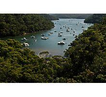 Akuna Bay - Sydney - Australia  Photographic Print