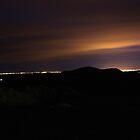 Flaming Sky by Omar Dakhane